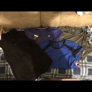 FILA workout clothes